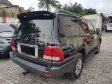 Photo 2007 Black Automatic Lexus LX