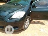 Photo Toyota Yaris 2006 Black