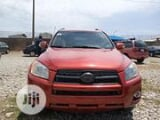 Photo Toyota RAV4 2010 2.5 Limited Red