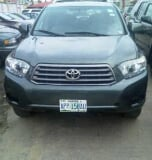 Photo Selling, 08 Reg. Toyota Highlander