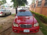 Photo Mercedes-Benz C230 2006 Red
