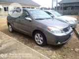 Photo Toyota Matrix 2007 Gray