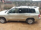 Photo Toyota Highlander 2004 Limited V6 4X4 Gray