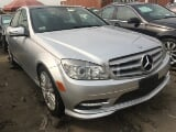 Photo 2010 Silver Automatic Mercedes-Benz C300