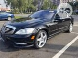 Photo Mercedes-Benz S Class 2011 Black