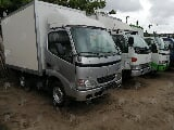 Photo Toyota Dyna 2000 Silver