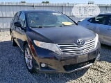 Photo Toyota Venza 2010 Black