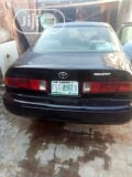 Photo Toyota Camry Automatic 1998 Black