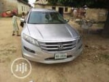 Photo Honda Accord CrossTour 2010 Silver
