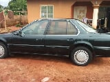 Photo Honda Accord 1997 Blue