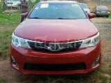 Photo 2013 Red Automatic Toyota Camry