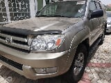 Photo Toyota 4-Runner Sr5 4X4 2004 Gold