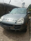Photo Porsche Cayenne 2004 Gray