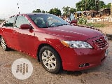 Photo Toyota Camry 2007 Red