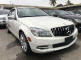 Photo 2011 White Automatic Mercedes-Benz C300