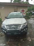 Photo New Toyota Fortuner 2019 Black