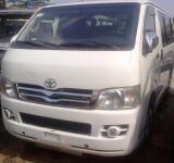 Photo 2008 toyota haice on auction, contact com....