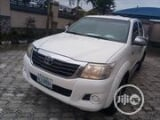 Photo Toyota Hilux 2013 SR5 4x4 White