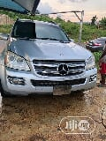 Photo Mercedes-Benz Gl Class 2007 Gl 450 Silver