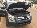 Photo Honda Pilot 2006 Ex-L 4X4 (3.5L 6Cyl 5A) Gray