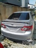Photo Toyota Corolla Sport 2012 Silver For Sale