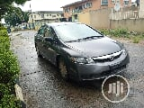 Photo Honda Civic 2010 Dx Sedan Gray