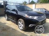 Photo Toyota Highlander 2009 Limited 4x4 Black