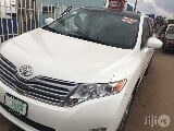 Photo Toyota Venza 2011 White