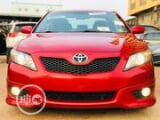 Photo Toyota Camry 2010 Red