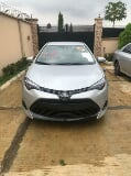 Photo 2017 Silver Automatic Toyota Corolla