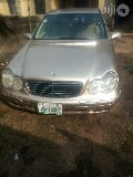 Photo Mercedes-Benz C230 2006 Gold
