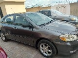 Photo Toyota Corolla 2003 Verso Automatic Gray