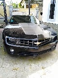Photo Chevrolet Camaro 2013 Coupe 2Lt Black