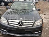 Photo 2010 Dark Grey Automatic Mercedes-Benz C300