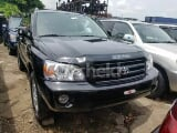Photo 2006 Black Automatic Toyota Highlander