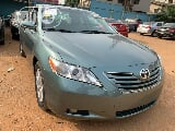 Photo Toyota Camry 2008 Green