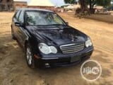 Photo Mercedes-Benz C280 2006 Blue