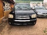 Photo Toyota Tundra 2006 Black