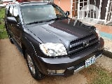 Photo Toyota 4-Runner 2004 Limited Gray