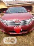 Photo Toyota Venza V6 2012 Red