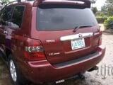 Photo Clean Toyota Highlander 2006