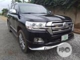 Photo Toyota Land Cruiser 2019 Black