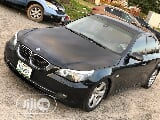 Photo Bmw 535I 2010 Black