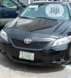 Photo Toyota Camry 2007 Black