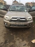 Photo 2008 Gold Automatic Toyota 4-Runner