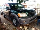 Photo Toyota Sequoia 2003 Green