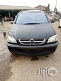 Photo Opel Zafira 2003 Black