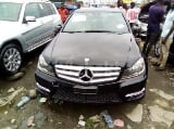 Photo 2013 Black Automatic Mercedes-Benz C350