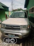 Photo Toyota 4-Runner 2001 Gray