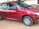 Photo Peugeot 206 2008 Red